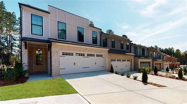 2100 Garden Place SE #13, Atlanta, GA 30316 (MLS #6901245) :: Path & Post Real Estate