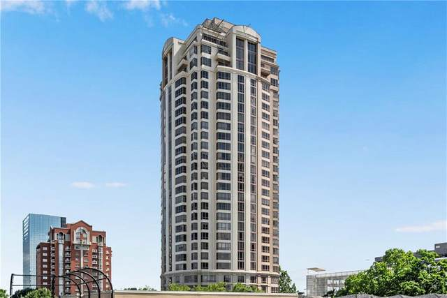 3475 Oak Valley Road NE #2640, Atlanta, GA 30326 (MLS #6901247) :: Path & Post Real Estate