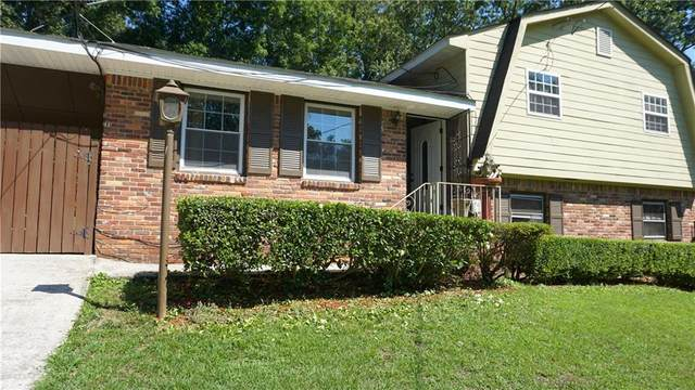 7100 Village Lane Court, Jonesboro, GA 30236 (MLS #6901275) :: Rock River Realty