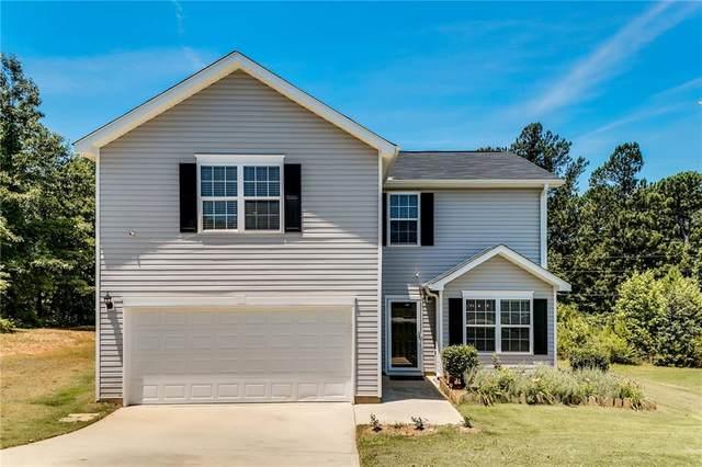 15 Betty Ann Lane, Covington, GA 30016 (MLS #6901279) :: Rock River Realty