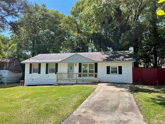296 Lu Lane, Riverdale, GA 30274 (MLS #6901285) :: Rock River Realty