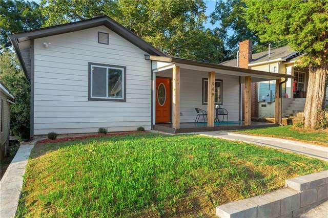 946 Ashby Grove SW, Atlanta, GA 30314 (MLS #6901286) :: Path & Post Real Estate