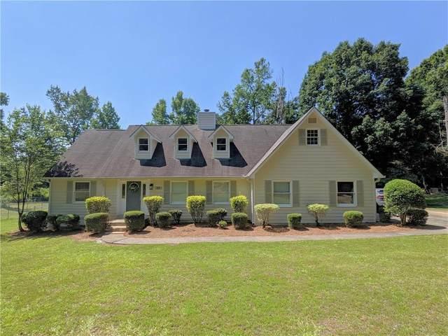 50 Saddle Field Circle NW, Cartersville, GA 30121 (MLS #6901291) :: Path & Post Real Estate