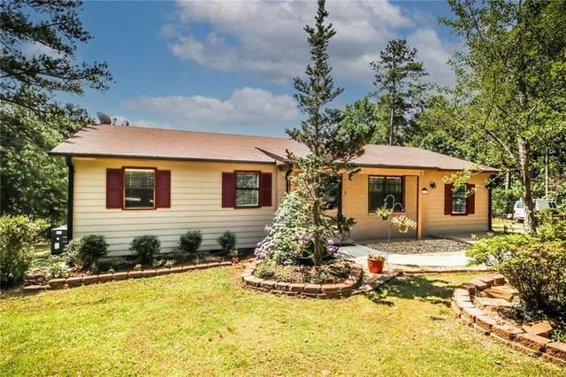 2884 Warren Road, Douglasville, GA 30135 (MLS #6901295) :: The Kroupa Team   Berkshire Hathaway HomeServices Georgia Properties