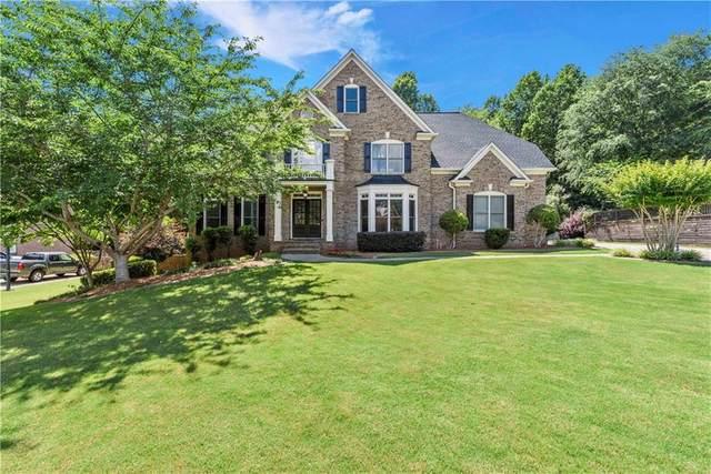708 Laurel Ridge Way, Woodstock, GA 30188 (MLS #6901296) :: Path & Post Real Estate