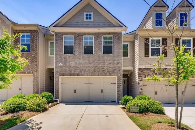 4291 Morning View #79, Stone Mountain, GA 30083 (MLS #6901300) :: North Atlanta Home Team
