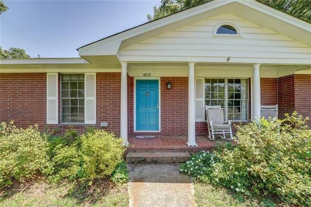 4927 Salem Road, Covington, GA 30016 (MLS #6901302) :: Rock River Realty