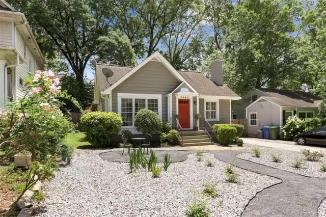 2083 Howard Circle NE, Atlanta, GA 30307 (MLS #6901321) :: Path & Post Real Estate