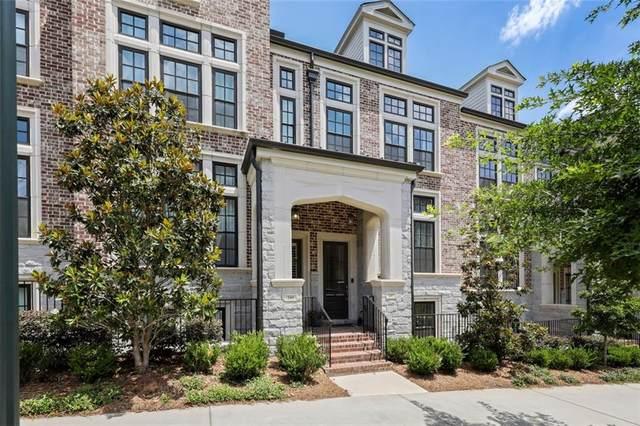 247 Devin Place NE, Atlanta, GA 30305 (MLS #6901328) :: North Atlanta Home Team