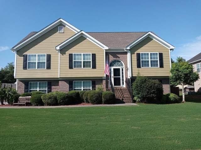 54 Colonial Circle NW, Cartersville, GA 30120 (MLS #6901330) :: Path & Post Real Estate