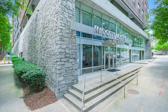 845 Spring Street #416, Atlanta, GA 30308 (MLS #6901331) :: North Atlanta Home Team