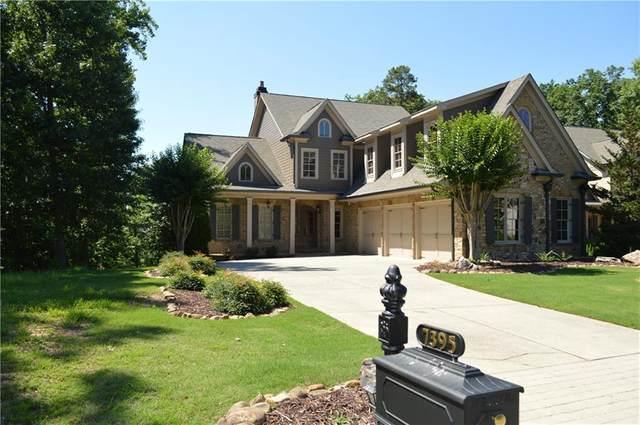 7395 Crestline Drive, Dawsonville, GA 30534 (MLS #6901351) :: North Atlanta Home Team