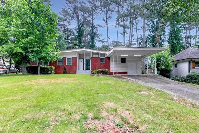 2647 Woodacres Road, Atlanta, GA 30345 (MLS #6901383) :: The Heyl Group at Keller Williams