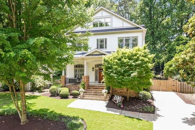 2606 Winding Lane NE, Brookhaven, GA 30319 (MLS #6901385) :: Kennesaw Life Real Estate