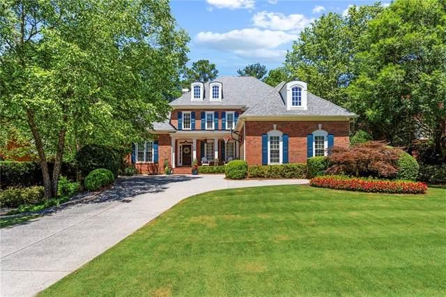 1500 Brookhaven Trace NE, Brookhaven, GA 30319 (MLS #6901393) :: Path & Post Real Estate