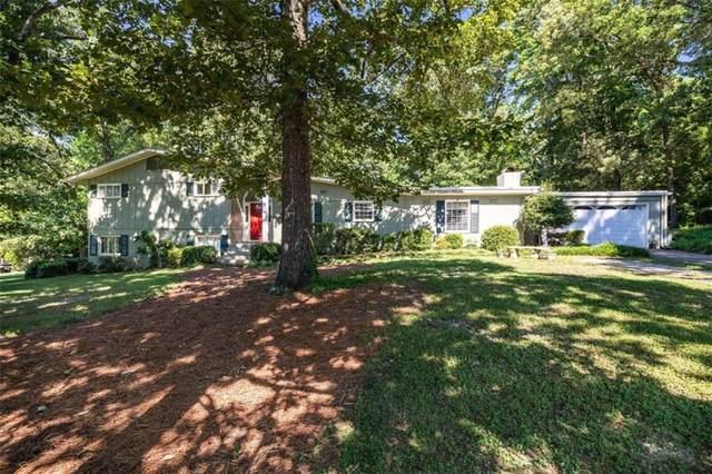 20 Crestwood Drive, Rome, GA 30165 (MLS #6901395) :: The Kroupa Team | Berkshire Hathaway HomeServices Georgia Properties
