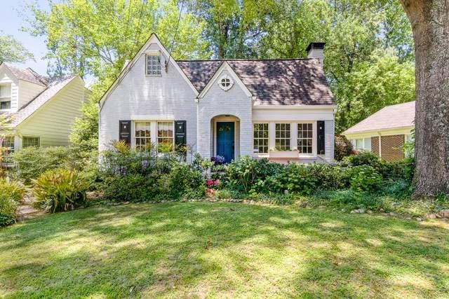 1724 Ridgewood Drive NE, Atlanta, GA 30307 (MLS #6901399) :: Kennesaw Life Real Estate
