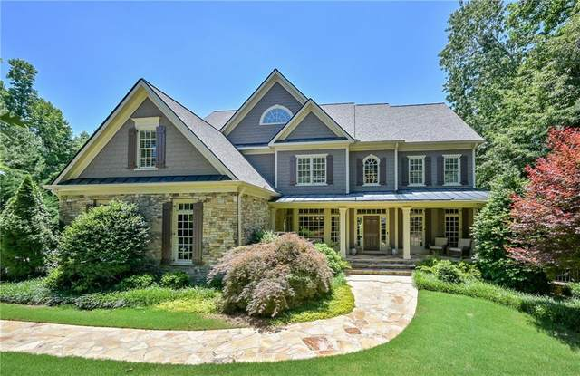 15635 Canterbury Chase, Milton, GA 30004 (MLS #6901402) :: RE/MAX Paramount Properties