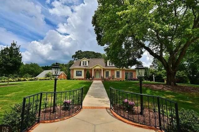 126 Woodlake Drive, Gainesville, GA 30506 (MLS #6901406) :: RE/MAX Prestige