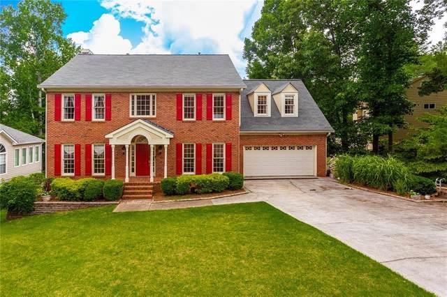 4100 Devon Wood Drive, Marietta, GA 30066 (MLS #6901421) :: North Atlanta Home Team