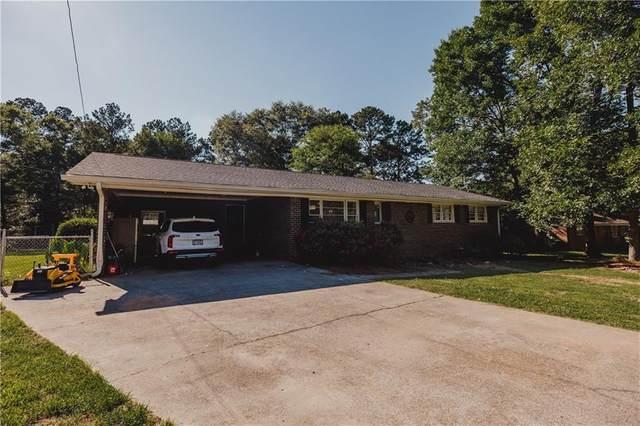 275 Mcgrady Rd., Rome, GA 30165 (MLS #6901446) :: The Kroupa Team | Berkshire Hathaway HomeServices Georgia Properties