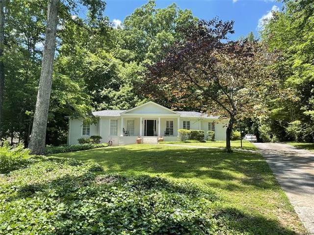 2914 Mabry Lane NE, Brookhaven, GA 30319 (MLS #6901486) :: Rock River Realty