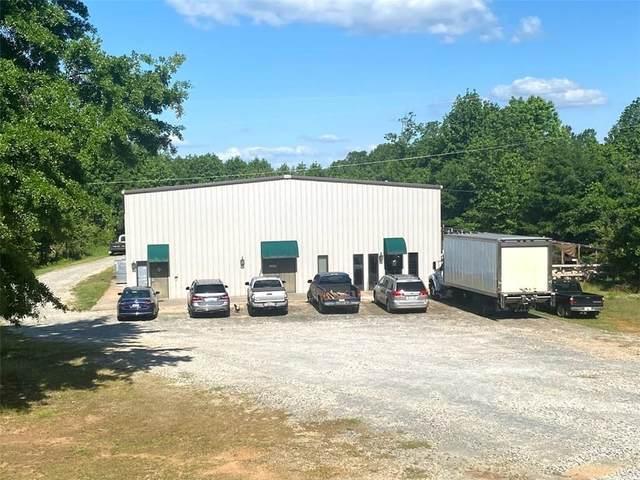 3833 Hunters Creek Road, Carnesville, GA 30521 (MLS #6901525) :: North Atlanta Home Team