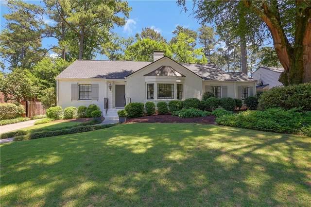 2397 Howell Mill Road NW, Atlanta, GA 30318 (MLS #6901542) :: Rock River Realty