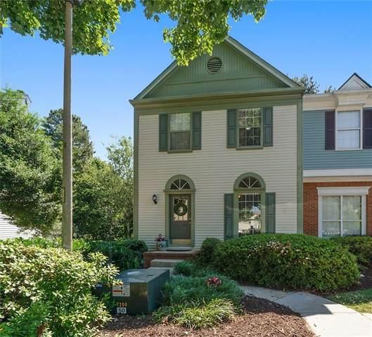 1015 Morningside Park Drive, Alpharetta, GA 30022 (MLS #6901548) :: North Atlanta Home Team