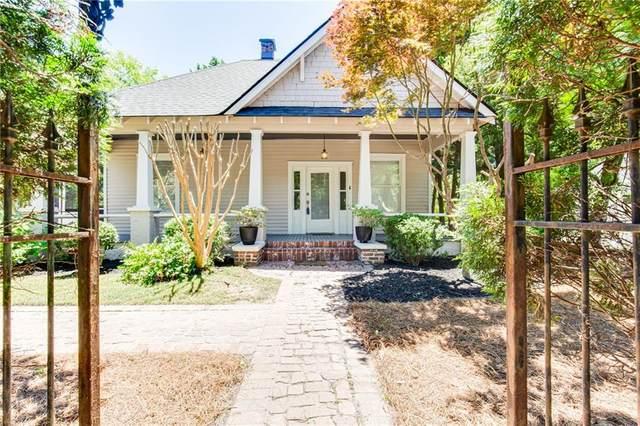 2051 Bolton Road NW, Atlanta, GA 30318 (MLS #6901556) :: Kennesaw Life Real Estate