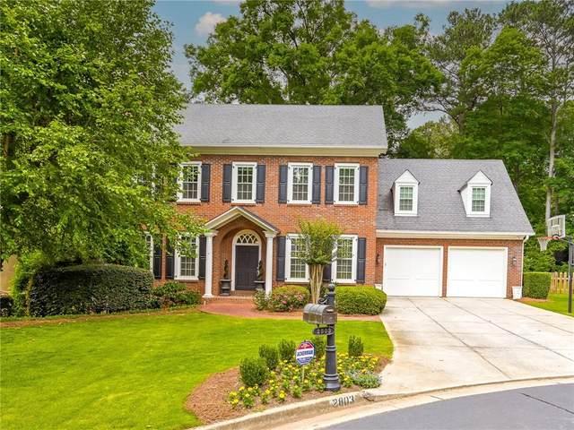 2803 Payton Oaks Drive NE, Atlanta, GA 30345 (MLS #6901567) :: Rock River Realty