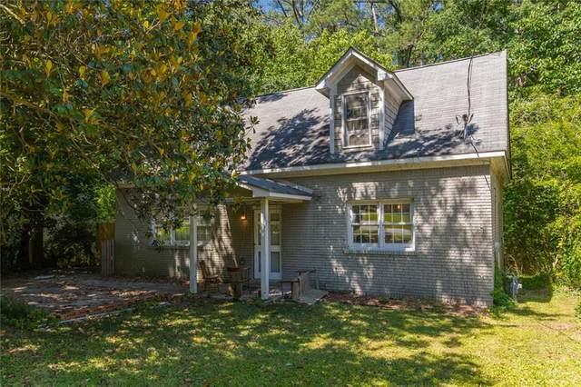 356 W Wieuca Road NE, Atlanta, GA 30342 (MLS #6901568) :: 515 Life Real Estate Company