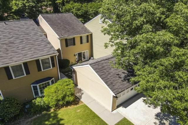 4551 Village Oaks Way, Dunwoody, GA 30338 (MLS #6901573) :: Rock River Realty