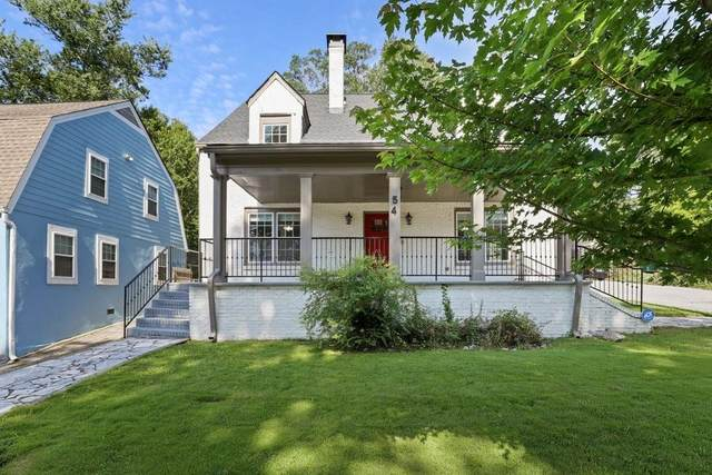 54 Chappell Road NW, Atlanta, GA 30314 (MLS #6901579) :: The Atlanta Real Estate Group