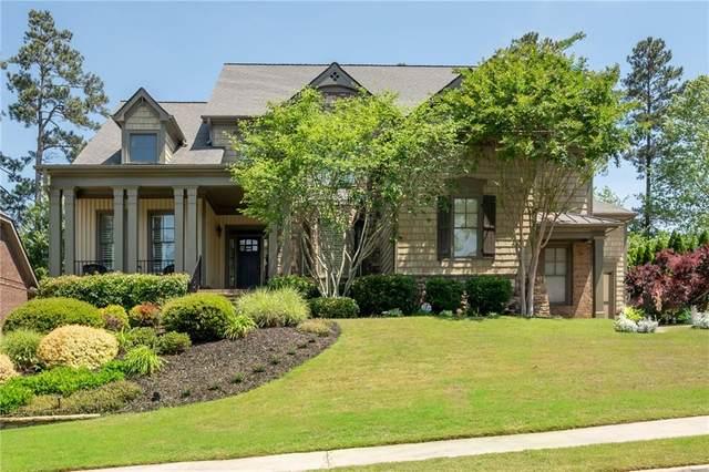 2154 Tayside Crossing NW, Kennesaw, GA 30152 (MLS #6901594) :: Path & Post Real Estate