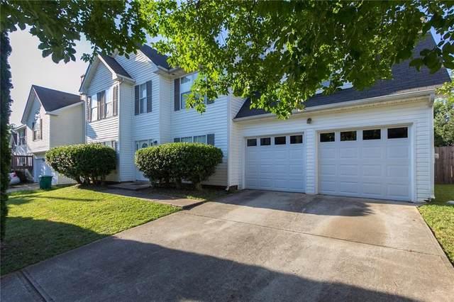 860 Asbury Trail, Lithonia, GA 30058 (MLS #6901596) :: North Atlanta Home Team