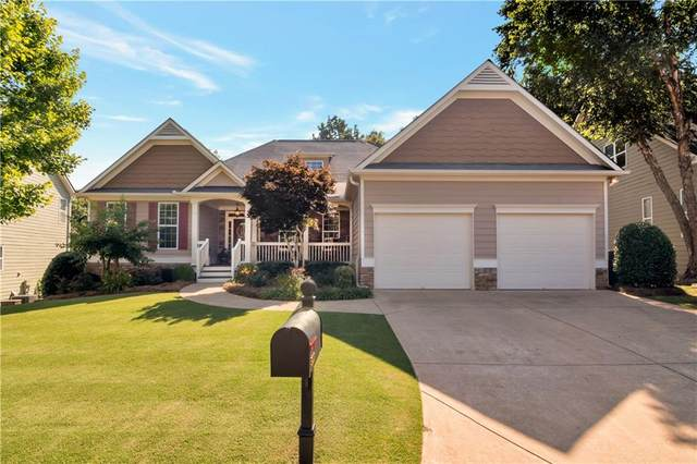 320 Mountain Laurel Walk, Canton, GA 30114 (MLS #6901597) :: Path & Post Real Estate