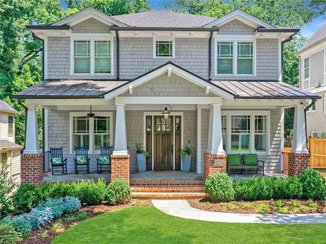 742 Yorkshire Road NE, Atlanta, GA 30306 (MLS #6901600) :: Dillard and Company Realty Group