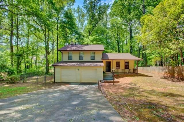 5393 Greenhedge Court, Stone Mountain, GA 30088 (MLS #6901602) :: RE/MAX Prestige