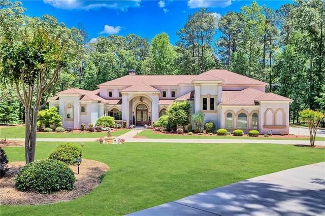 1240 Lake Drive, Greensboro, GA 30642 (MLS #6901657) :: North Atlanta Home Team