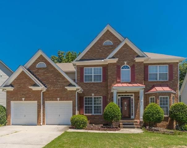 301 Mccook Circle NW, Kennesaw, GA 30144 (MLS #6901658) :: North Atlanta Home Team