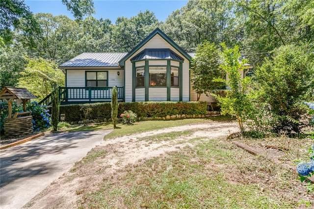1392 Brookhaven Drive NW, Monroe, GA 30656 (MLS #6901673) :: The Kroupa Team   Berkshire Hathaway HomeServices Georgia Properties
