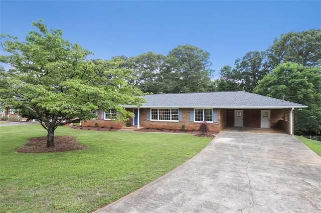 505 Rocky Creek Drive, Roswell, GA 30075 (MLS #6901674) :: Path & Post Real Estate