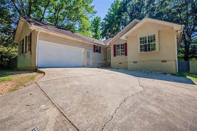 6321 Church St Street, Union City, GA 30291 (MLS #6901678) :: North Atlanta Home Team