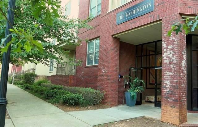 870 Mayson Turner Road NW #1245, Atlanta, GA 30314 (MLS #6901688) :: Path & Post Real Estate
