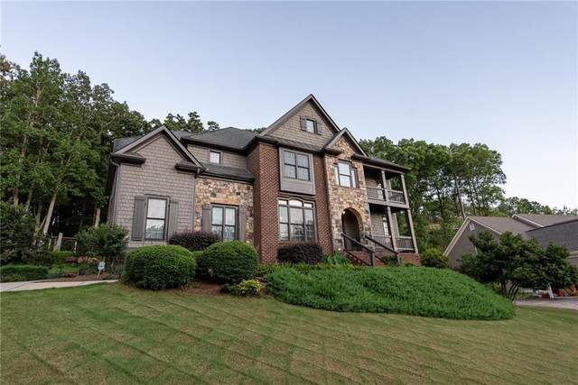 23 Brookside Way NW, Cartersville, GA 30121 (MLS #6901690) :: Path & Post Real Estate