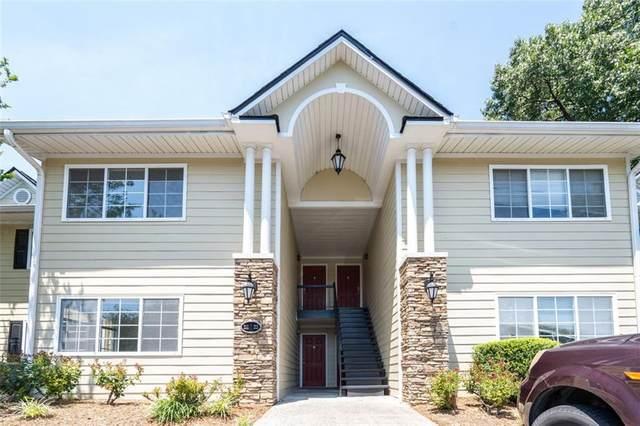 1468 Briarwood Road NE #809, Brookhaven, GA 30319 (MLS #6901696) :: Scott Fine Homes at Keller Williams First Atlanta