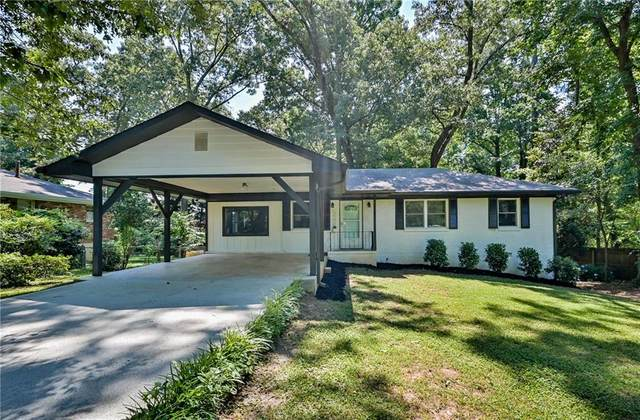 3593 Drucilla Place SE, Smyrna, GA 30082 (MLS #6901707) :: North Atlanta Home Team