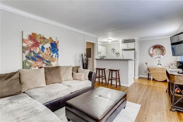 830 Greenwood Avenue NE #5, Atlanta, GA 30306 (MLS #6901713) :: 515 Life Real Estate Company