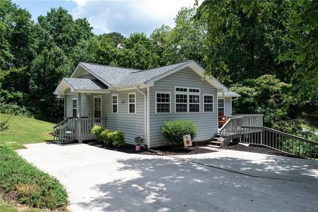 3417 Botany Woods Road, Gainesville, GA 30506 (MLS #6901722) :: The Kroupa Team   Berkshire Hathaway HomeServices Georgia Properties